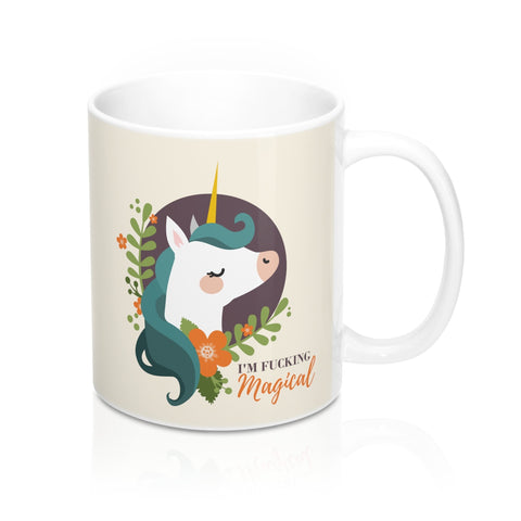 Magical Unicorn Mug 11oz