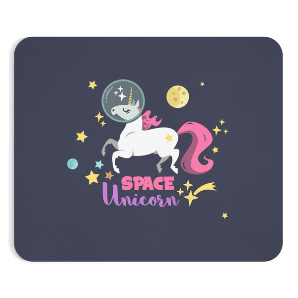 Space Unicorn Mousepad