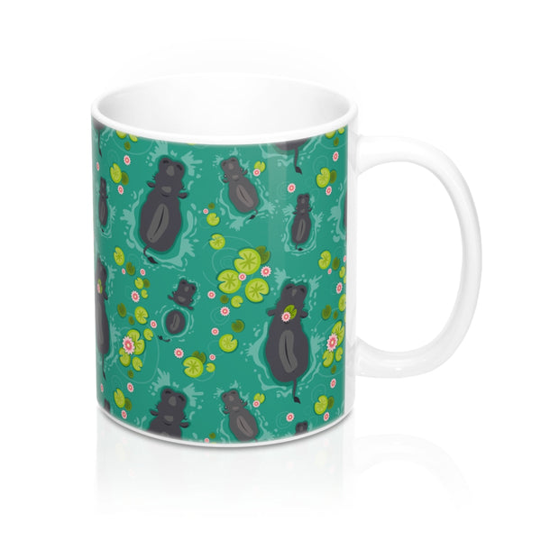 Hippo Lake Mug 11oz