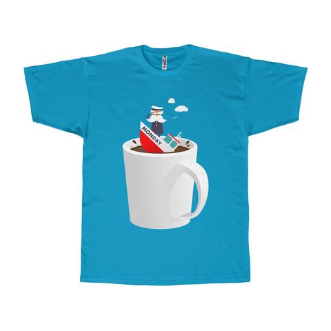 Captain Monday - T-shirt