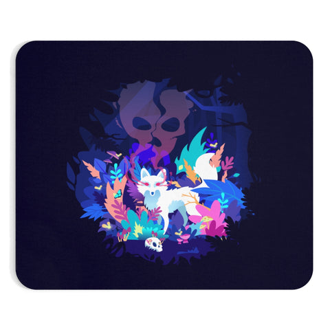 Fox of the Dream Forest Mousepad