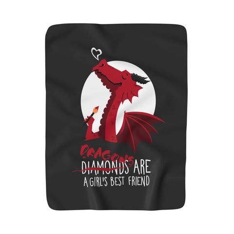 Dragon friend Blanket