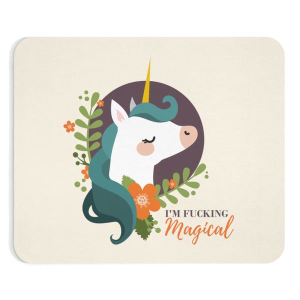 Magical Unicorn Mousepad