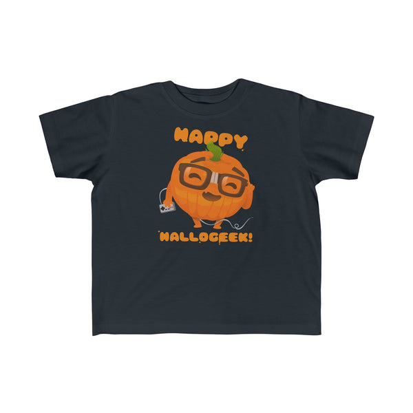Happy Hallogeek! - Toddler Tee