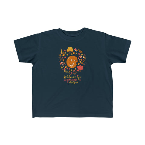 Squirrel forestToddler Tee