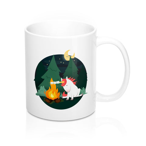 Marshmallow Unicorn Mug 11oz