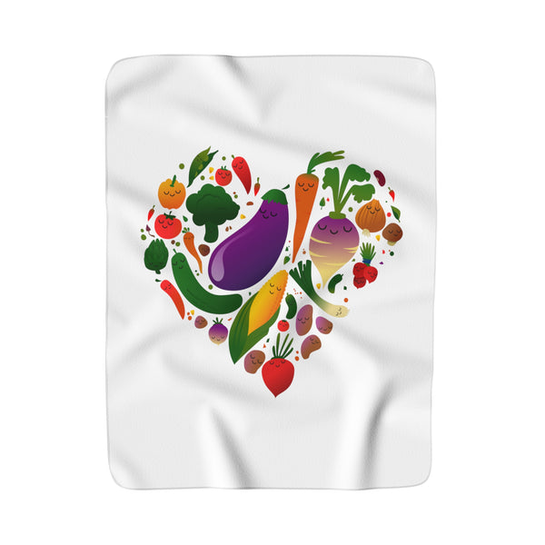 Vegan Love Blanket