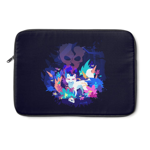 Fox of the Dream Forest Laptop Sleeve