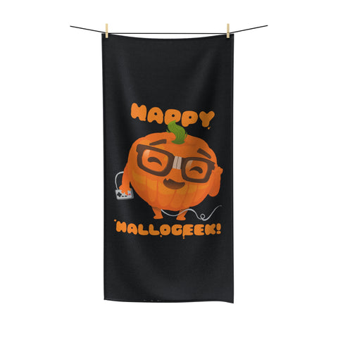 Happy Hallogeek!  - Towel