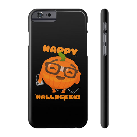 Happy Hallogeek! - Phone cases