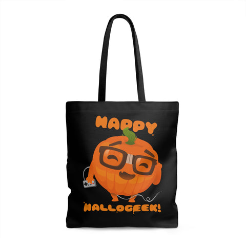 Happy Hallogeek! -  Tote Bag