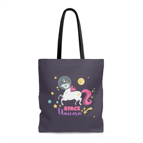 Space Unicorn Tote Bag