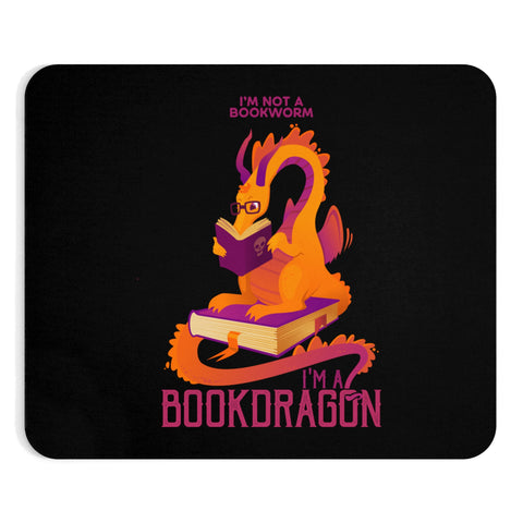 Bookdragon Mousepad