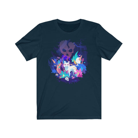 Fox of the Dream Forest Unisex T-Shirt