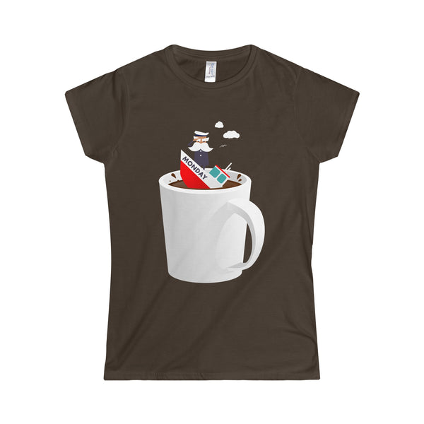 Captain Monday - Women's T-Shirt