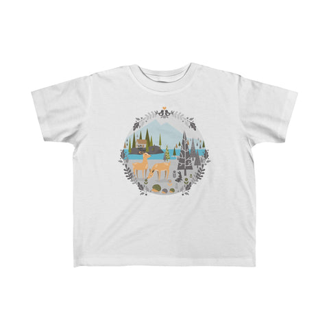 Nordic forest Toddler Tee