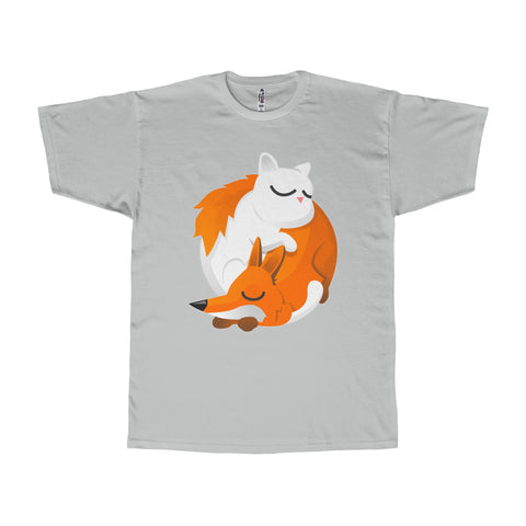 Cat and Fox T-shirt