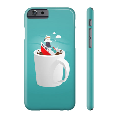 Captain Monday Phone cases