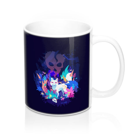 Fox of the Dream Forest Mug 11oz