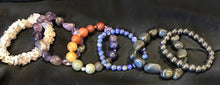 Assorted Gem Stone Bracelets - The City Witches