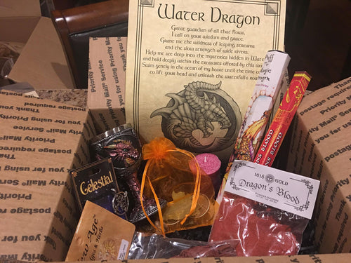 Dragon Magick Monthly Magick - The City Witches