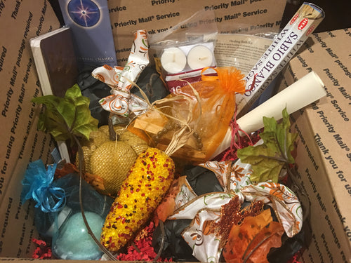 Autumn Equinox Monthly Magick Box - The City Witches