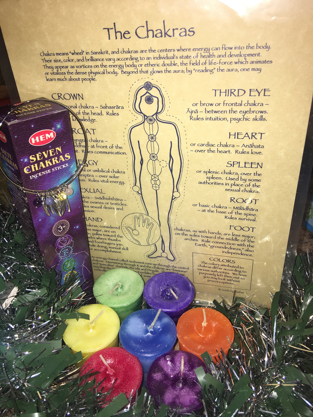 Chakra Gift Set - The City Witches