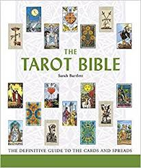 The Tarot Bible by Sarah Bartlett - The City Witches
