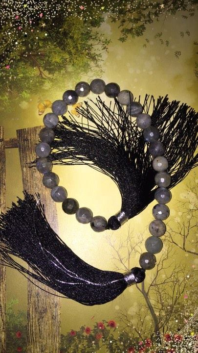 Labradorite Malas Beads - The City Witches