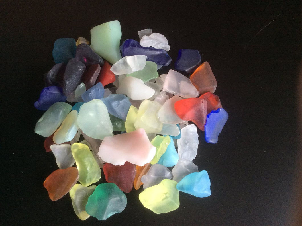 Sea Glass - The City Witches