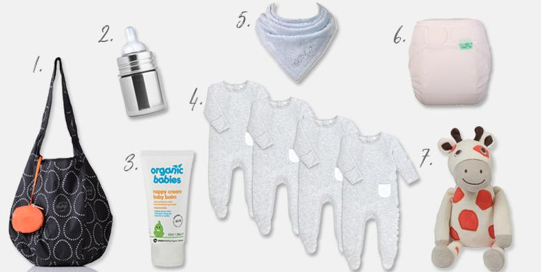 Eco Friendly Baby Buys
