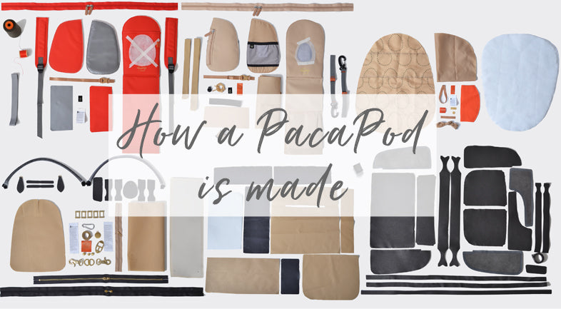 How a PacaPod is Made