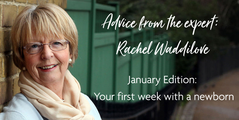Rachel Waddilove's Advice: Your First Week With a Newborn