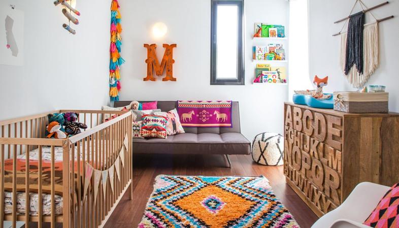 10 Inspiring Gender Neutral Nurseries