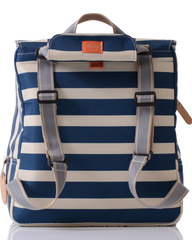Hastings - navy stripe