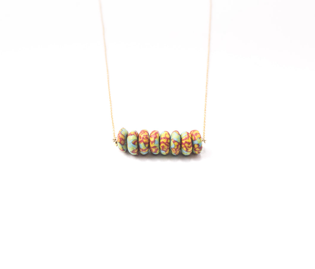 Carnival Bar Necklace