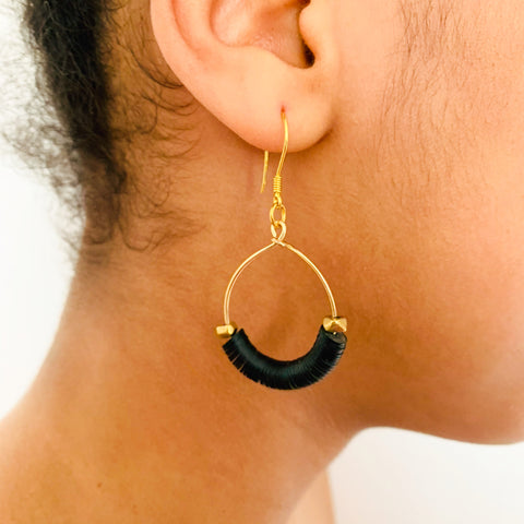 Adin Hoop Earrings