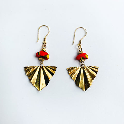 Lausi Earrings