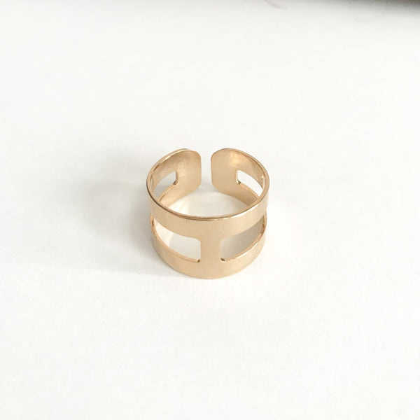 Brace Adjustable Ring