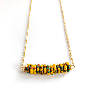 Sovo Bar Necklace