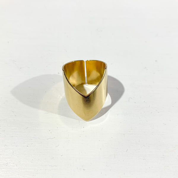 Desi Adjustable Ring