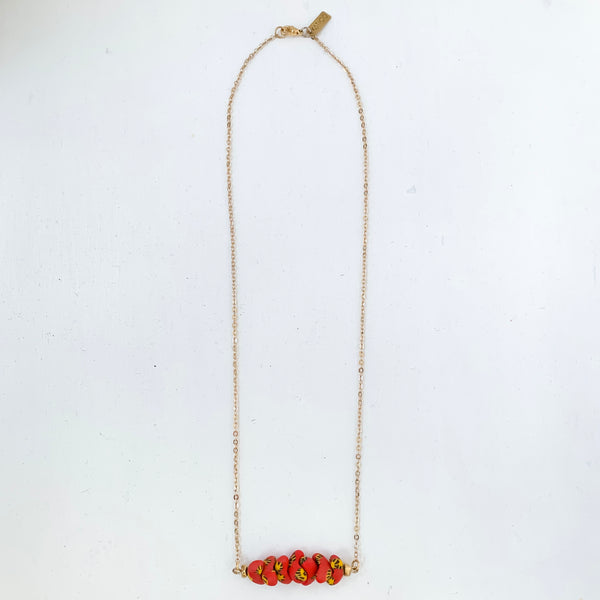 Hagan Bar Necklace