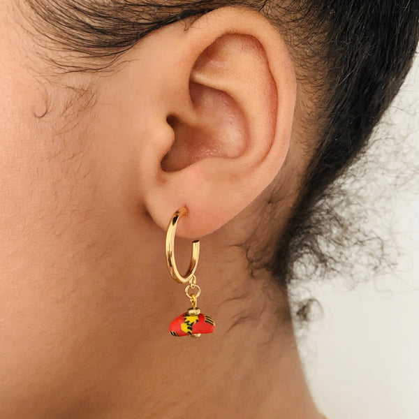 Afiena Drop Earrings
