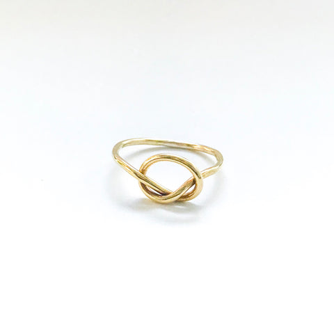 Knots of Love Ring