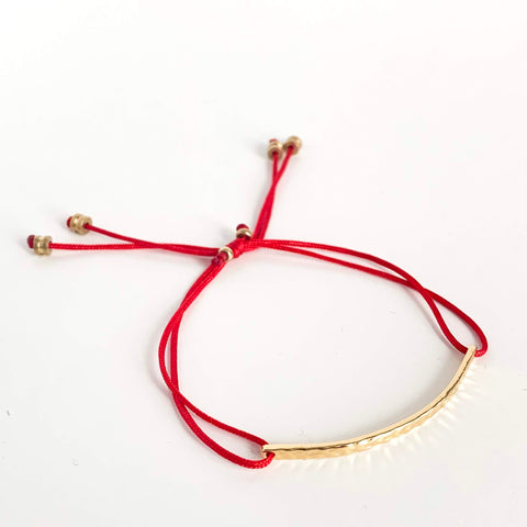Naayó Red Bracelet
