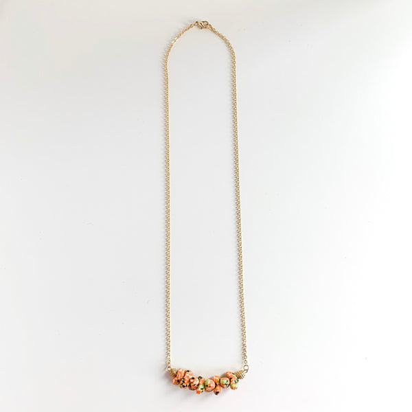 Sofe Bar Necklace