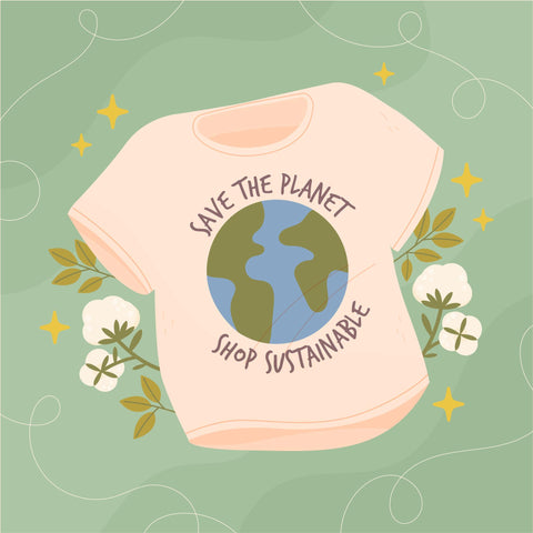 Sustainable childrens western clothing