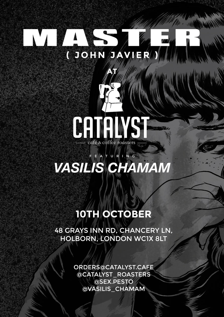 MASTER at Catalyst Café