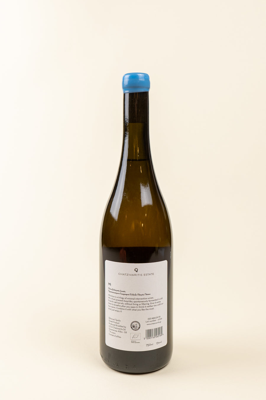 "CHATZIVARITI ESTATE ""MI""  ASSYRTIKO"