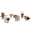 CORKERS ANIMALS FAMILY PACK | 6 for the price of 5